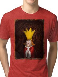 the King and i Tri-blend T-Shirt
