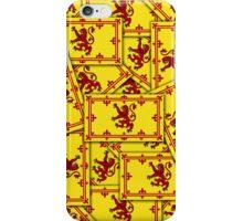 Smartphone Case - Flag of Scotland (royal standard) - Multiple  iPhone Case/Skin