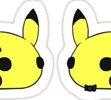 Duo Pikachus Sticker