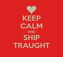 Keep Calm and Ship Traught Tee Unisex T-Shirt