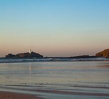 Godrevy Sands by kbrimson