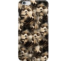 A Face Of One iPhone Case/Skin