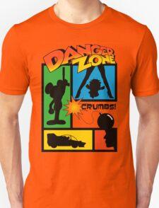Wherever There Is Danger  Unisex T-Shirt
