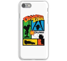 Wherever There Is Danger  iPhone Case/Skin