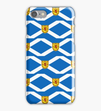 Smartphone Case - Flag of Scotland (unofficial) - Patchwork iPhone Case/Skin
