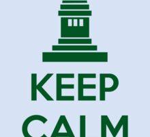 Keep Calm And New York New York Sticker