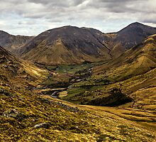 Wasdale Head by David Lewins