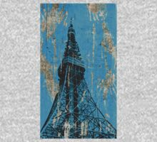 TOKYO TOWER. Baby Tee