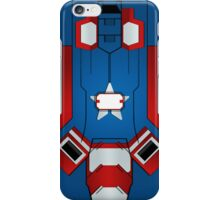 Iron Patriot War Machine iPhone Case/Skin