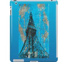 TOKYO TOWER. iPad Case/Skin