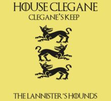 House Clegane by superedu