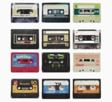 mix tape from the 80s  Kids Clothes