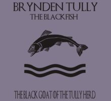 "Brynden ""The Blackfish"" Tully by superedu"