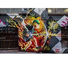 ACDC Lane -  Angus Young 2015 Photographic Print