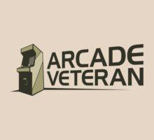 Arcade Veteran by Jason Tracewell