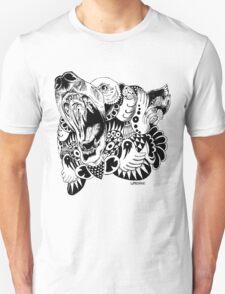 Wild Bear Unisex T-Shirt