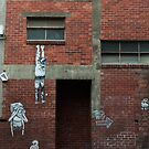 Laneway Paste Up. by abocNathan