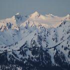 Mount Olympus by Loisb