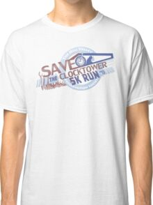Save the Clocktower 5k Run Classic T-Shirt
