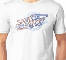 Save the Clocktower 5k Run Unisex T-Shirt