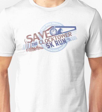 Save the Clocktower 5k Run Unisex T-Shirt