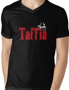 Taffia Welsh Mafia  Mens V-Neck T-Shirt