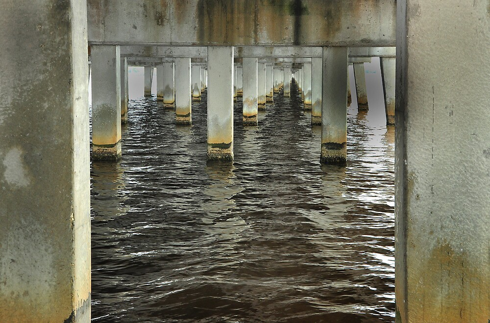 Pylons by John  Kapusta
