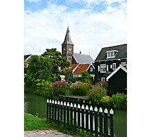 Lovely Garden View Photographic Print