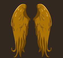 Caramel angel wings Unisex T-Shirt