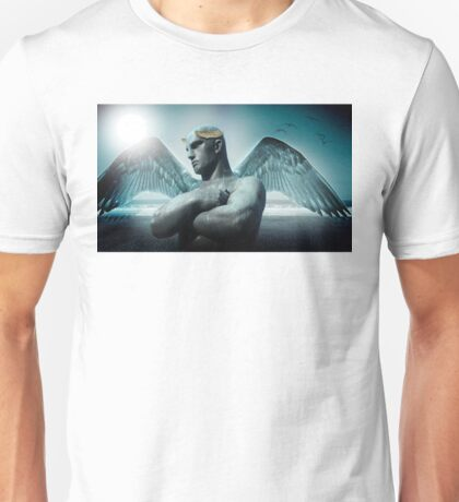 the torment of Icarus Unisex T-Shirt