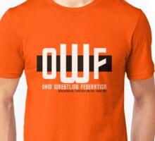 OWF Logo on Orange Unisex T-Shirt