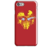 Good old fashioned revenge! iPhone Case/Skin
