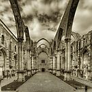 Igreja do Carmo by manateevoyager