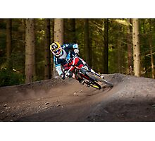 Rich Somervell, Forest of Dean Photographic Print
