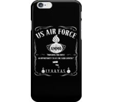 AMMO JACK iPhone Case/Skin