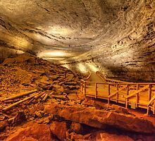 Mammoth Cave , Kentucky by activebeck2012