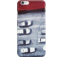 cars from above iPhone Case/Skin