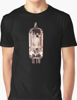 Vintage Radio Valve (from the Vintage Magazine series)  Graphic T-Shirt