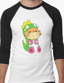 Bubble-Bobble Bro Men's Baseball ¾ T-Shirt