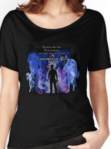 Police Tribute Women's Relaxed Fit T-Shirt