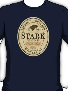 Stark Original Beer Label T-Shirt