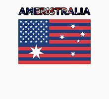 Ameristralia Flag (Text Four) Unisex T-Shirt