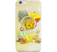The Ouhm Effect iPhone Case/Skin