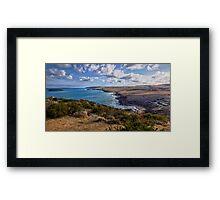 Petrel Cove II Framed Print