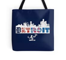 Detroit Sports Tote Bag