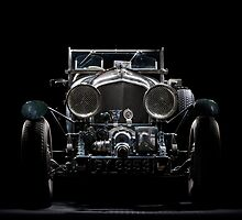 Blower Bentley by Frank Kletschkus