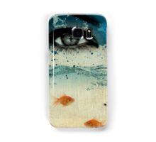 tear in the ocean Samsung Galaxy Case/Skin