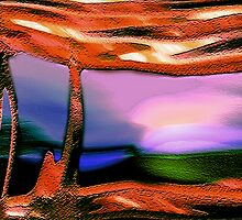 dusk....new world by banrai