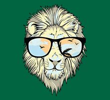 Sup ? Lion Sunglasses Unisex T-Shirt