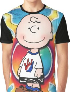 Hey Now!!! Charlie Brown Graphic T-Shirt